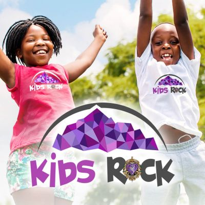 Logo Portfolio Kids Rock