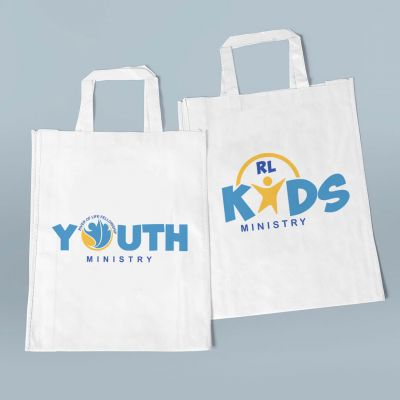 River of Life Youth Ministry Bag Design
