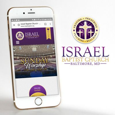 Israel Baptist Church App