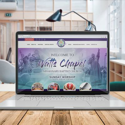 TCO WattsChapel Website Mockups 2019