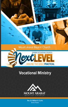 MtArarat NextLevel AttendeesManual Vocational 2016 Cover
