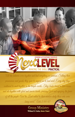 MtArarat NextLevel ParticipantsManual MakingTheBiblePracticle 2013 Cover